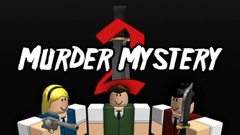 Murder Mystery 2 - Scary Roblox Game