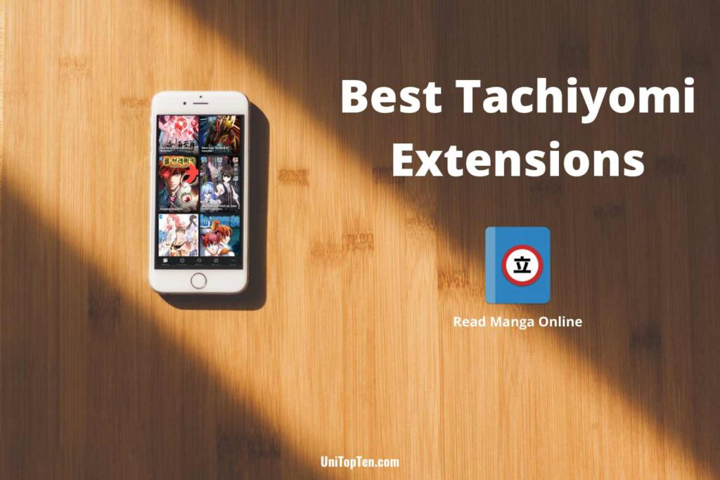 Best Tachiyomi Extensions 2021