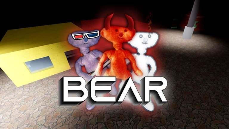 Bear Alpha Roblox horror game