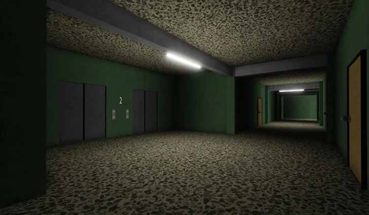 The Apartment Roblox scariest game