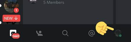 How to disconnect Spotify on Discord Mobile