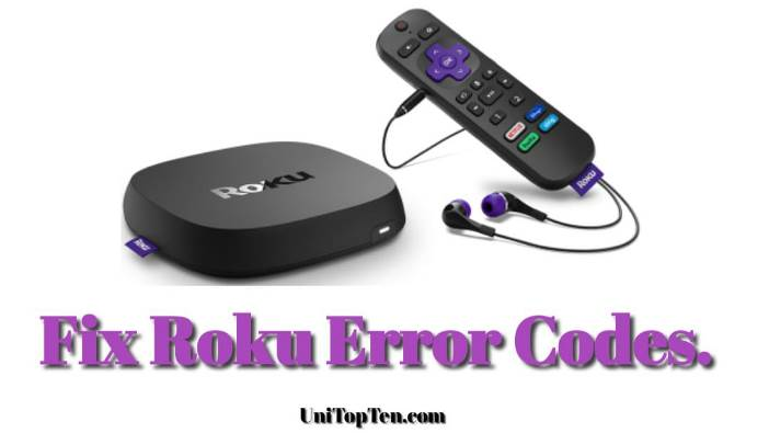 How to fix Roku Error 018, 005