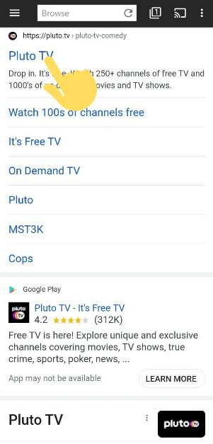 How to watch Pluto TV on Android TV