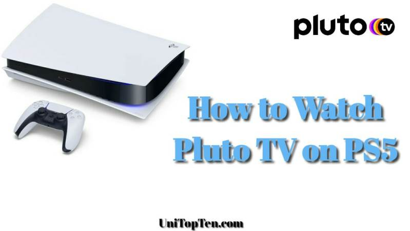 How to watch Pluto TV on PS5