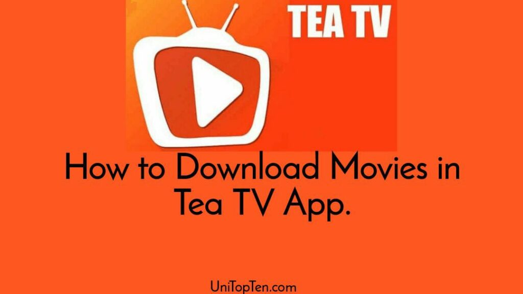 How to fix Tea TV 'Movie Download Failed' issue on TeaTV