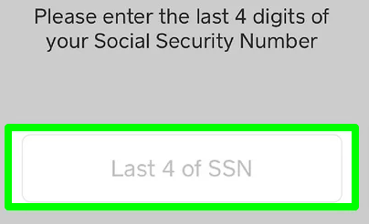Why does Cash App need my Social Security Number (SSN)