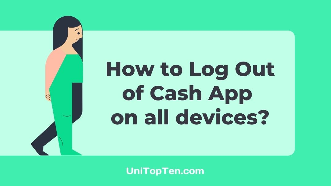 How to Log Out of Cash App on other devices