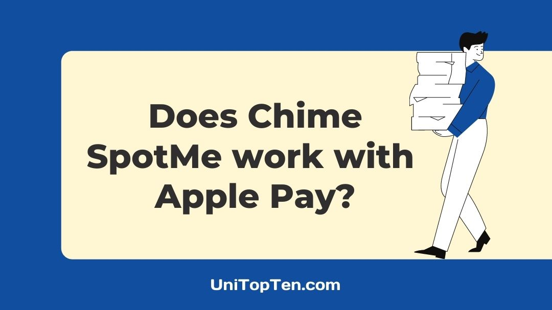 Does Chime SpotMe work with Apple Pay