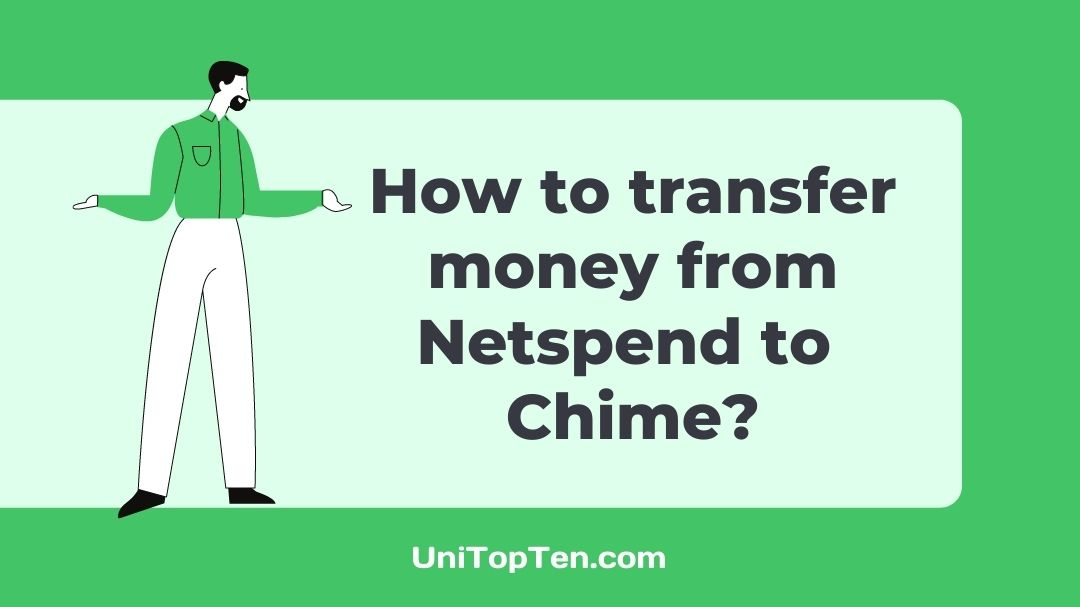 How to transfer money from Netspend to Chime