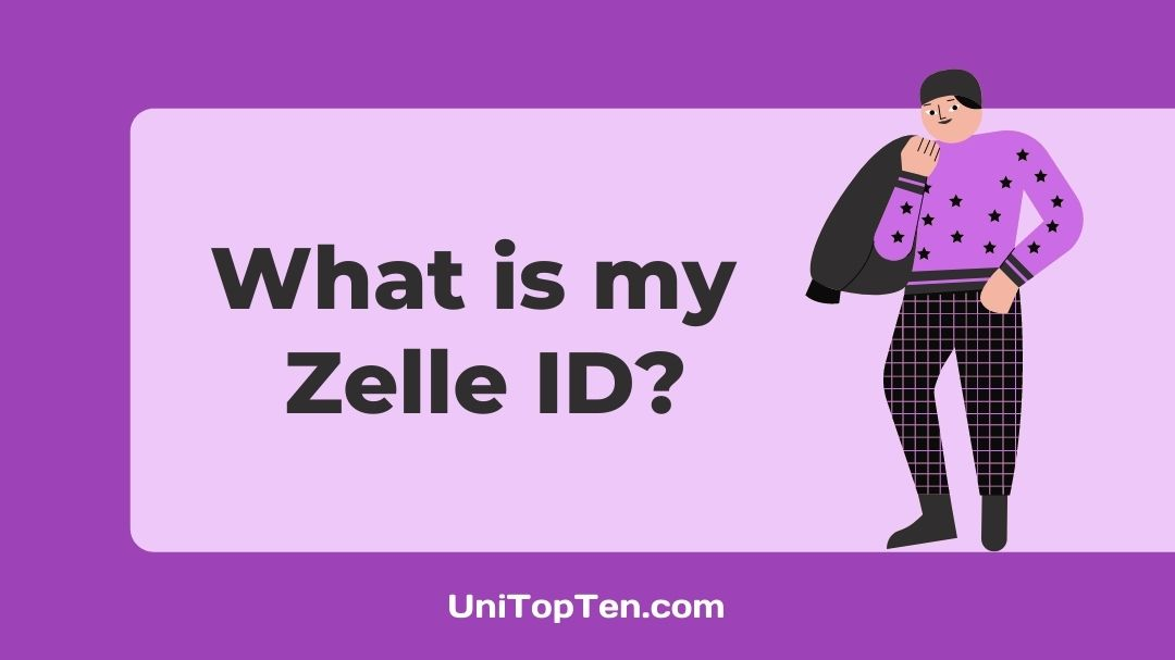 What is my Zelle ID