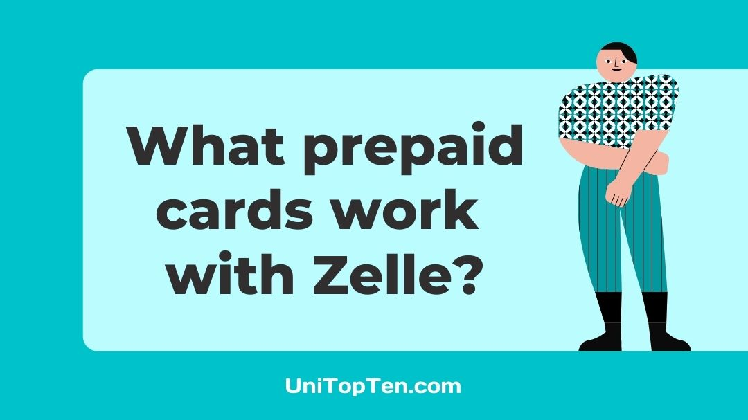 What prepaid cards work with Zelle